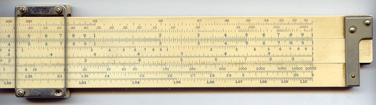 "dating post slide rules ""dad says that anyone who can't use a slide rule is a cultural illiterate and   would care mainly about its usability, not its date of manufacture."